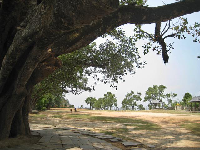 Tundikhel, una antigua plaza de armas de Bandipur