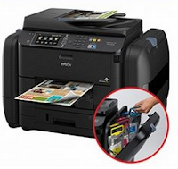 Epson WorkForce Pro WF-R4640 EcoTank All-in-One Review