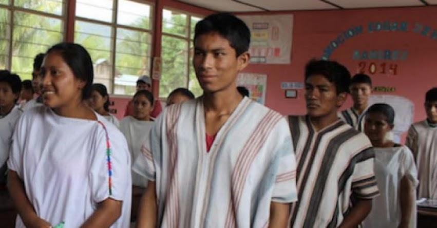 FONDEP: Once escuelas de Mazamari en Satipo recibirán financiamiento para proyectos de innovación educativa - Junín - www.fondep.gob.pe