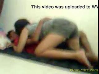 Isa pang video ng parang Rapbeh scandal