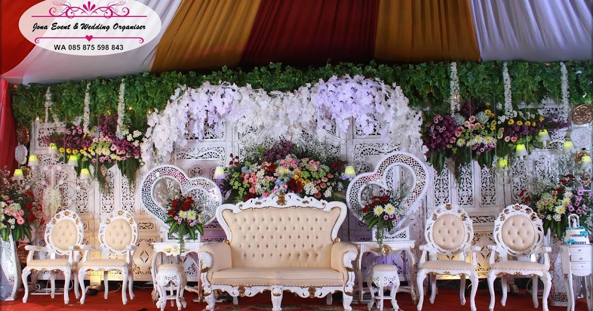 dekorasi pernikahan murah di kota
