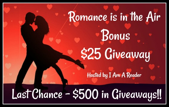 Romance is in the Air Bonus Giveaway
