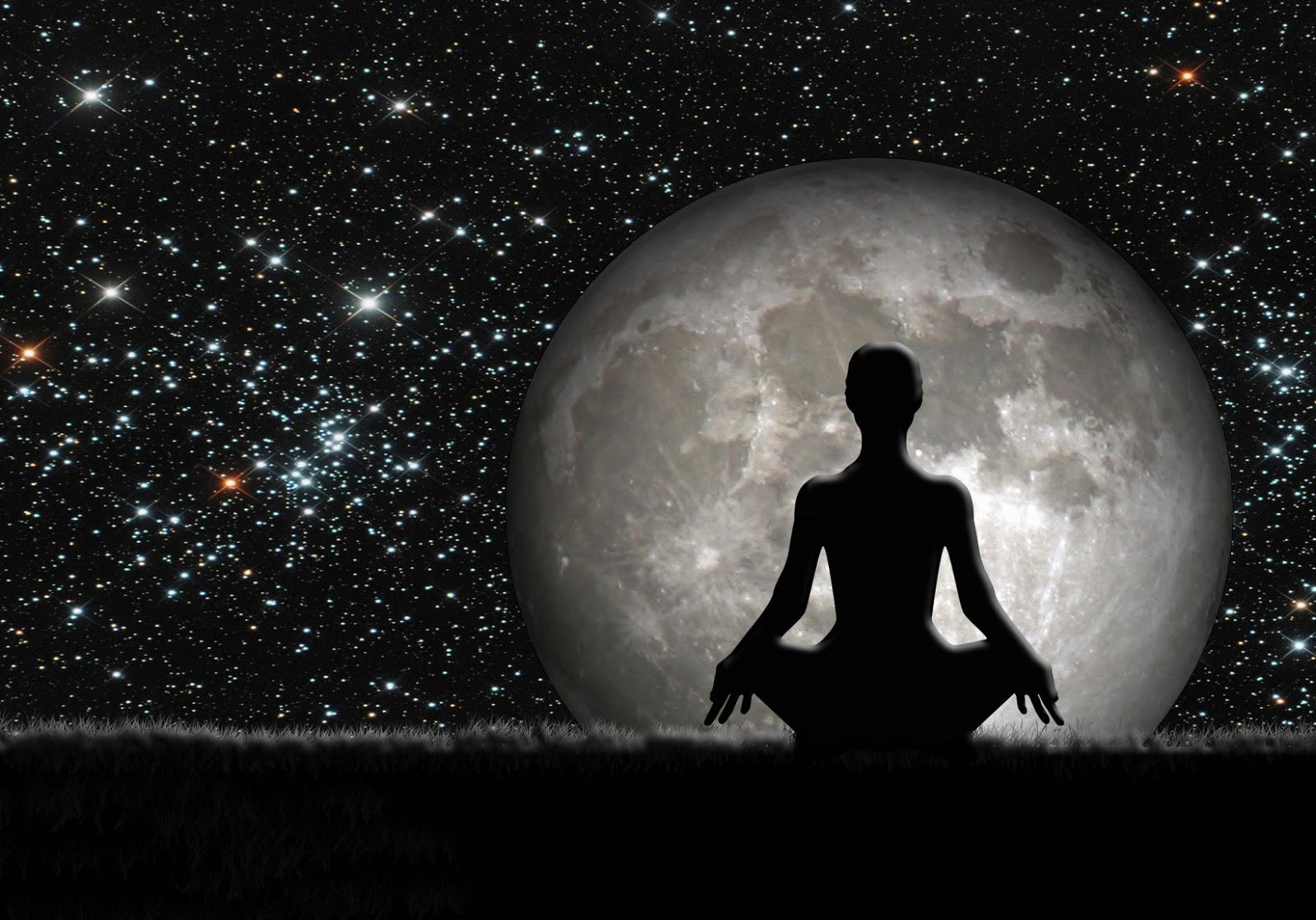 aprendiendo faery wicca luna llena