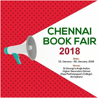 Chennai Book Fair 2018