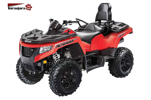 2017 ARCTIC CAT ALTERRA 1000 TRV XT