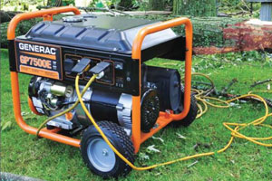 Choose your generator dummies the antisocial network - Choosing a gasoline powered generator ...