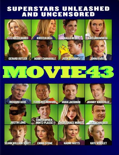 Ver Movie 43 (Proyecto 43) (2013) Online