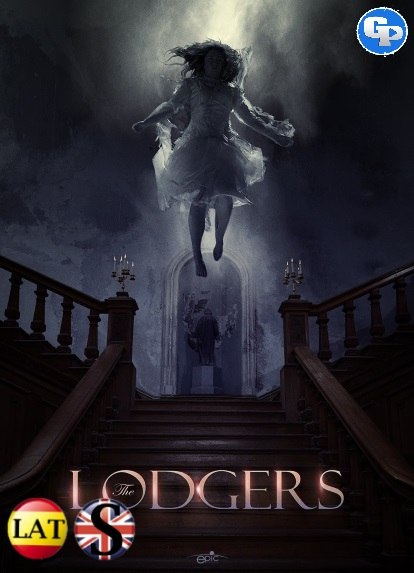 The Lodgers (2017) HD 720P LATINO/INGLES