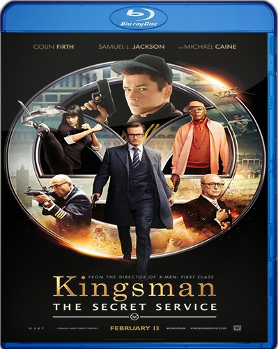 Kingsman. The Secret Service [2014] [BDRip] [1080p] [Latino] [Unrated]
