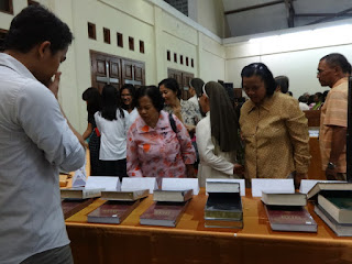 Al-Quran dalam 38 Bahasa Dunia Dipamerkan di Pameran Kitab Suci Lintas Iman Yogyakarta