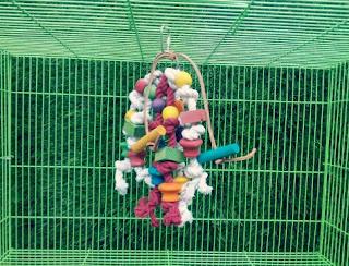 Aksesoris mainan gantung sugar glider