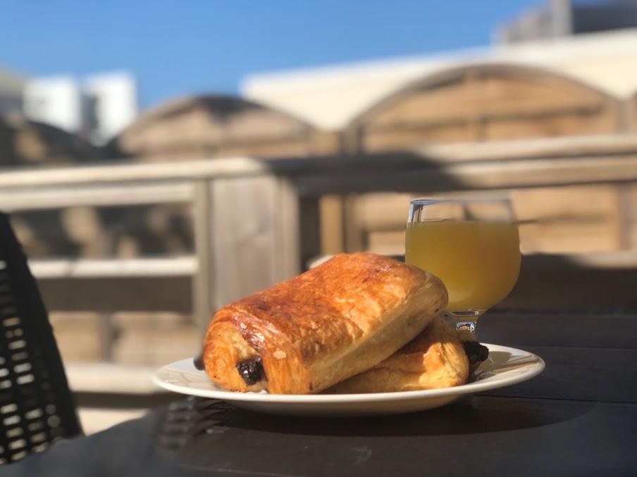 Les Ecureuils Campsite, Vendee - A Eurocamp Site near Puy du Fou (Full Review) - Pastries from Amy's House