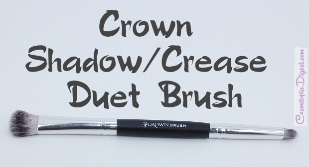 Crown Shadow/Crease Duet Brush