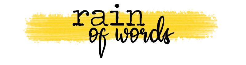 Rain of Words