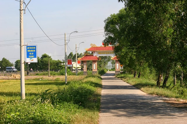 Thanh Luong Gate
