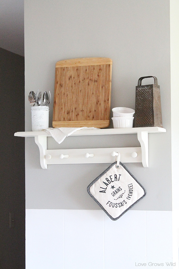 diy kitchen decor on a budget thrifting and upcycling how to decorate on a budget 627