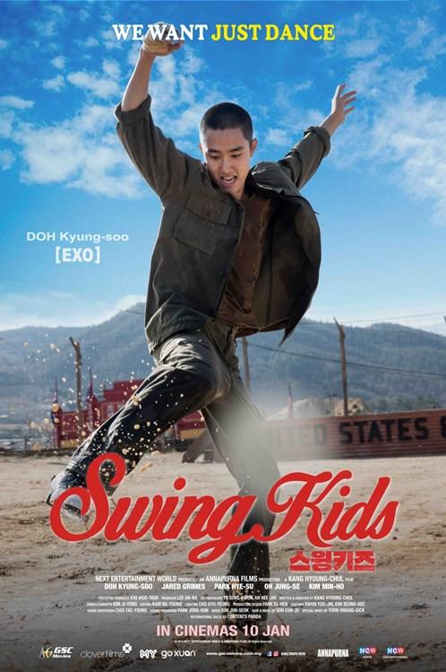 Review Filem Swing Kids