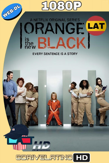 Orange Is the New Black Temporada 1 al 6 1080p Latino-Ingles mkv