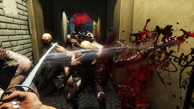 PS4 shooter game review