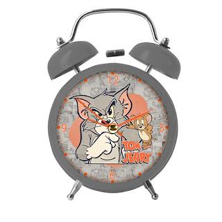 Relógio Tom e Jerry