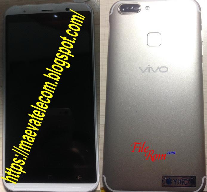 maevatelecom: VIVO_X20 MT6580 FLASH FILE maevatelecom