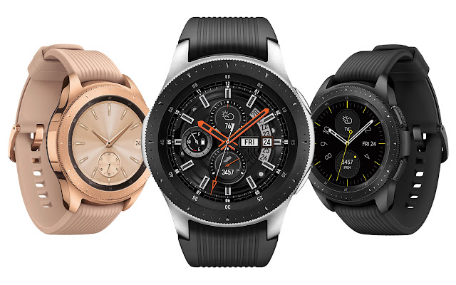 SAMSUNG Galaxy Watch 2018