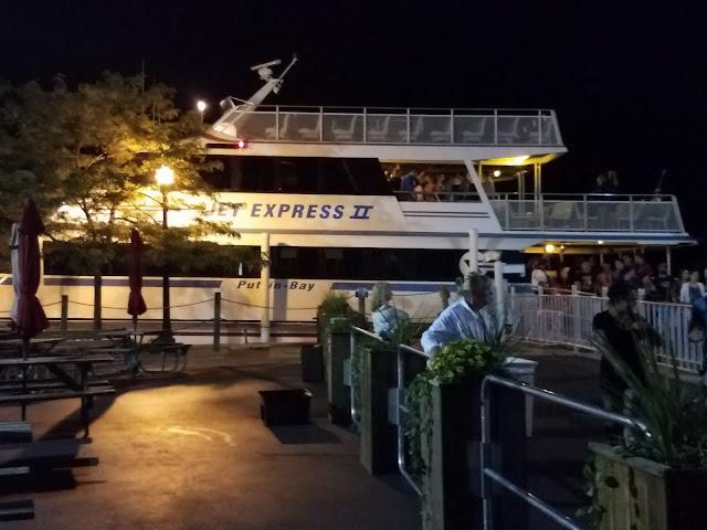 Jet Express, Lake Erie Islands, ferry, Port Clinton ferry