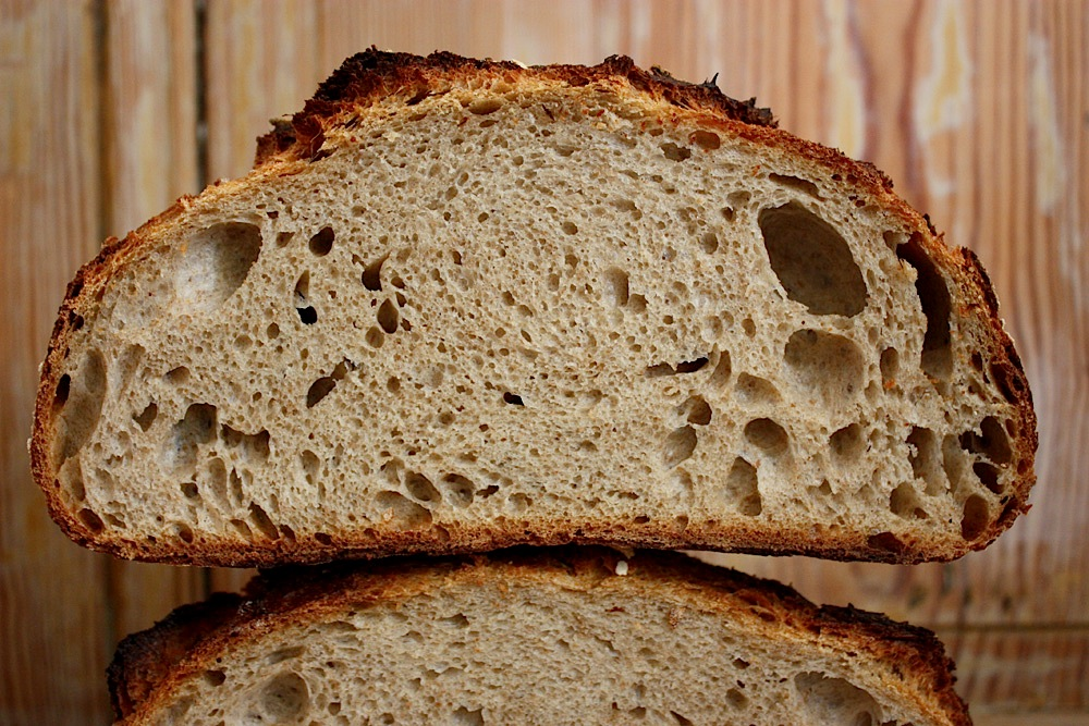 Tartine Bread Experiment: wow