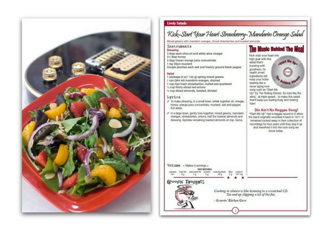 Mandarin Orange Salad Recipe
