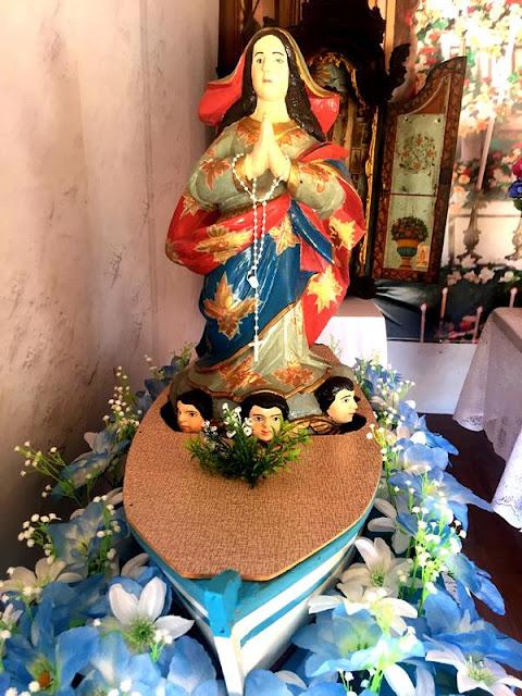 Comunidade Católica da Ilha celebra Padroeira Ns. Sra. Imaculada Conceição