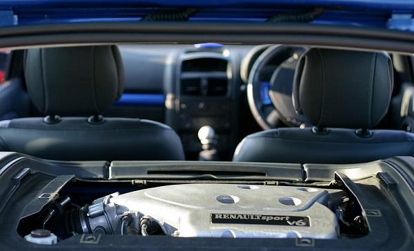 Motor Renault Clio V6 Phase 2