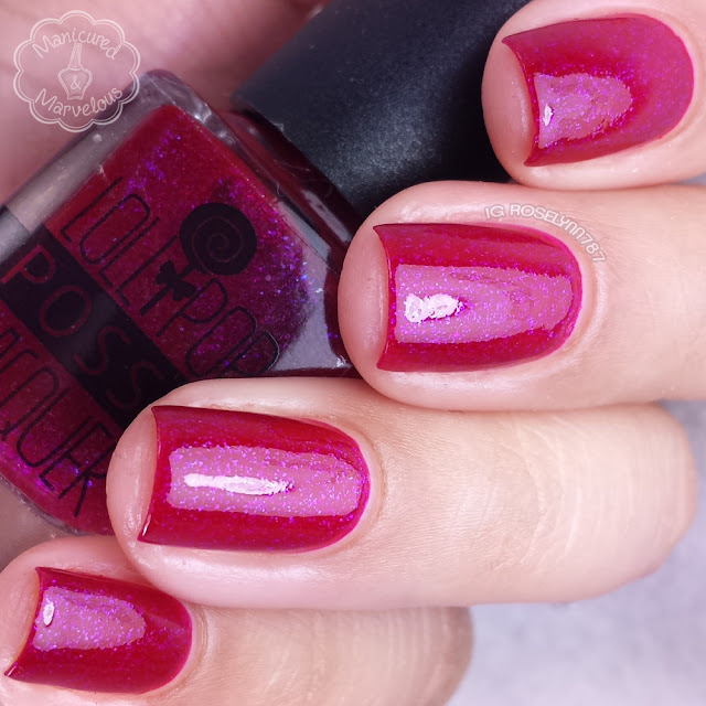 Lollipop Posse Lacquer - But I Haven't Met You Yet