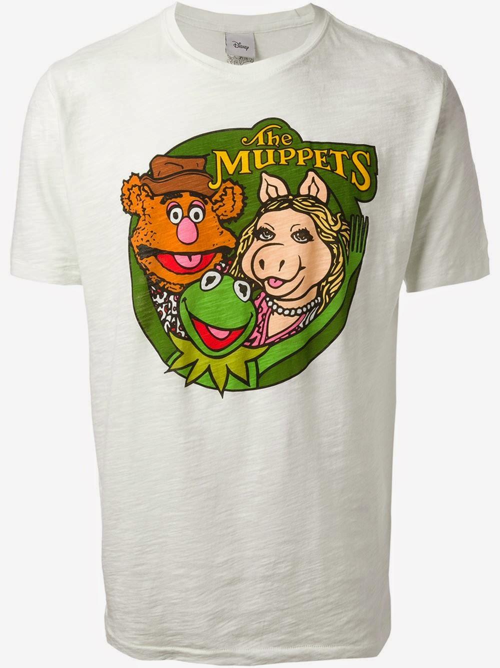 Muppet stuff vintage 55 retro shirts for Retro t shirts uk