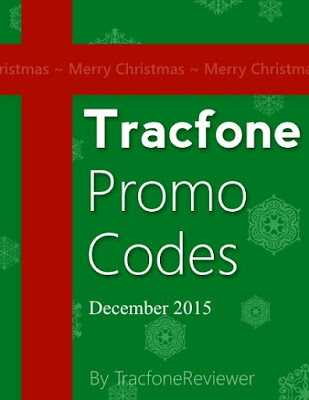 Below we share the newest promotional codes for Tracfone for you to use during the month o Tracfone Promo Codes for December 2015