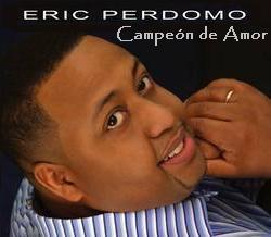 Eric Perdomo-Campeón De Amor-