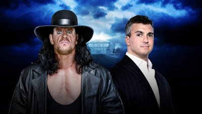 Shane McMahon Will Face The Undertaker At Wrestlemania 32