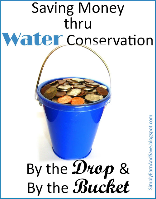 Water Conservation equals green living