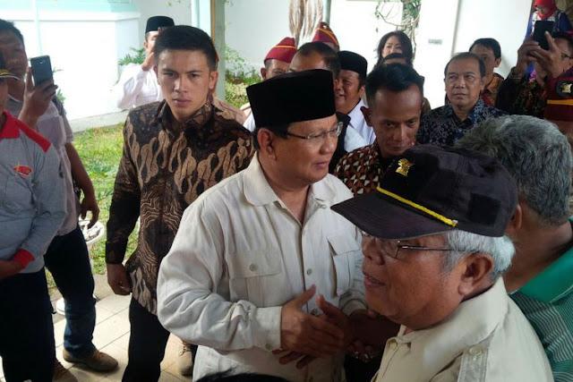 Waketum Gerindra: Prabowo Punya Gaya dan Cara Sendiri dalam Berkampanye