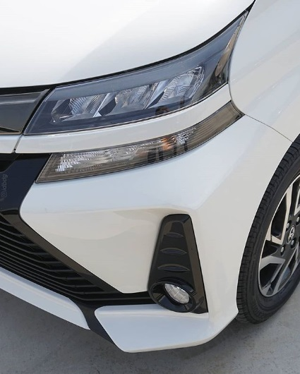 Lampu Utama LED yang Sudah Menjadi Standar di Seluruh Varian Toyota Avanza dan Veloz