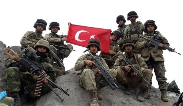 Turki Mengerahkan Pasukan Khusus Ke Afrin Untuk Perang Baru Nanti