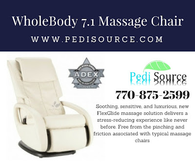 WholeBody Massage Chair from www.pedisource.com