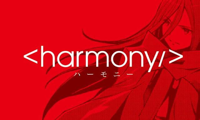 Manga Harmony Akan Berakhir di Bulan Juni