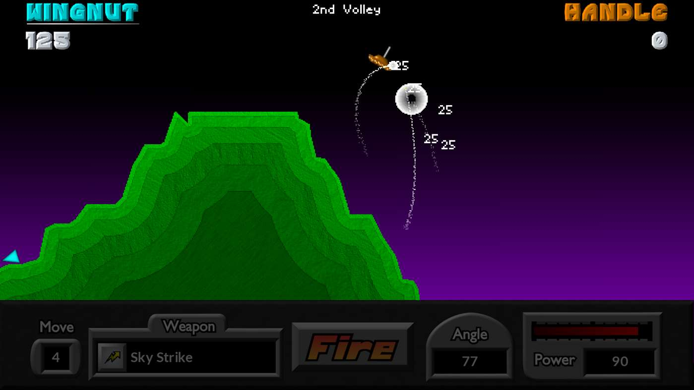 Pocket Tanks Deluxe Review