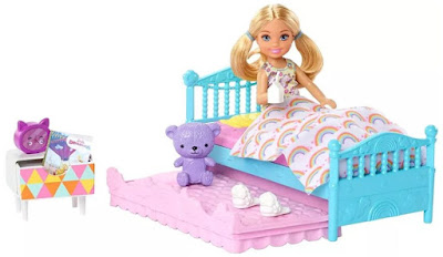 Barbie Chelsea Bedtime Accessory Playset