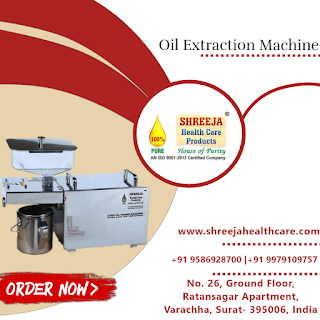 Oil Maker Machine