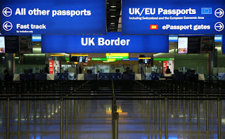 Migration to UK Plunges in Year after Brexit