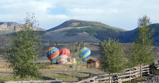 Friday August 31, 2018-Mountain Views at Rivers Edge Resort