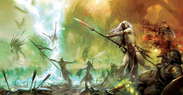 The Good the Bad and the Insulting: Order: Sylvaneth