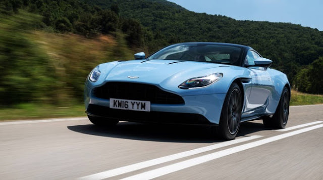 Recent reviews in 2017 Aston Martin DB11 first drive  The future of Aston has arrived