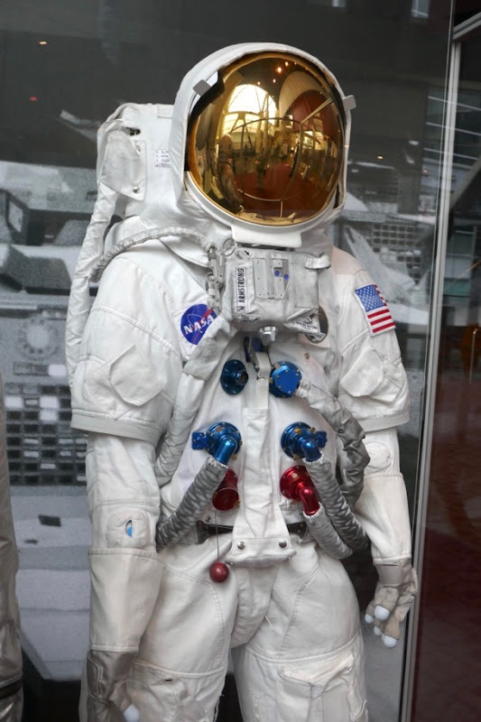 Neil Armstrong First Man Apollo A7L spacesuit